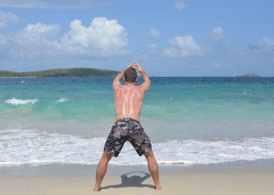 Founder Back Beach