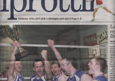 Iceland Champions News